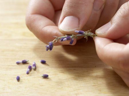 Tomatensuppe mit Lavendel: Zubereitungsschritt 5