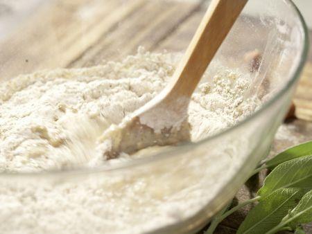 Überbackene Käsespätzle – smarter: Zubereitungsschritt 2