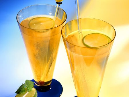 Vanille-Ginger-Cocktail
