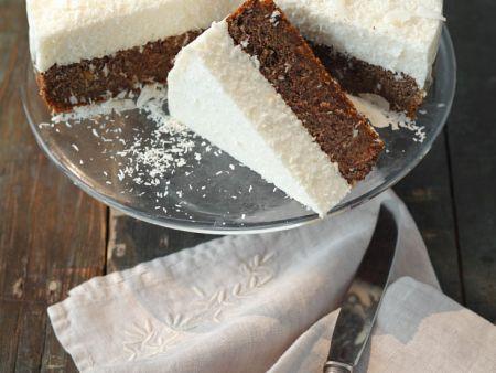 vegane mohn kokos torte rezept eat smarter. Black Bedroom Furniture Sets. Home Design Ideas