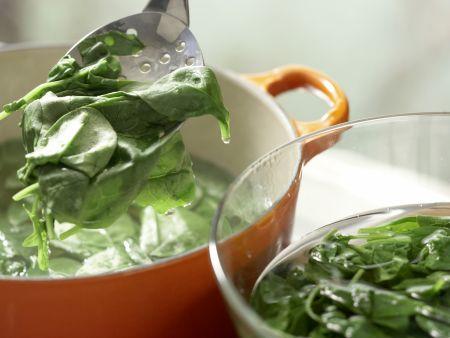 Vegetarische Cannelloni: Zubereitungsschritt 1