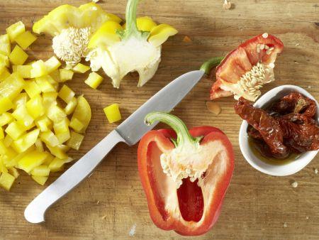 Vegetarisches Chili: Zubereitungsschritt 4