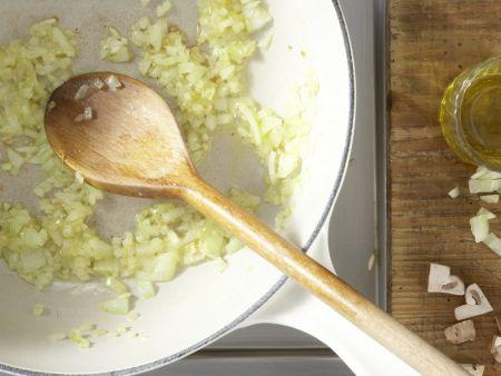 Vegetarisches Chili: Zubereitungsschritt 5