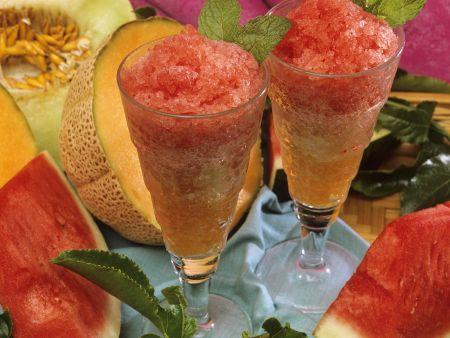Wassermelonensorbet