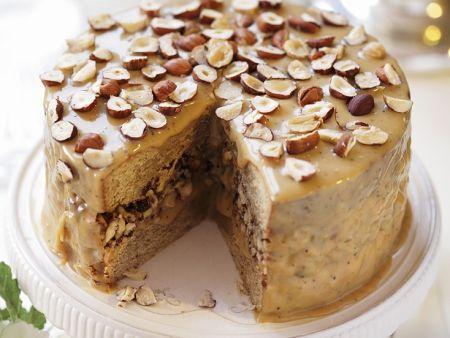 Nuss Karamell Kuchen Rezepte Eat Smarter