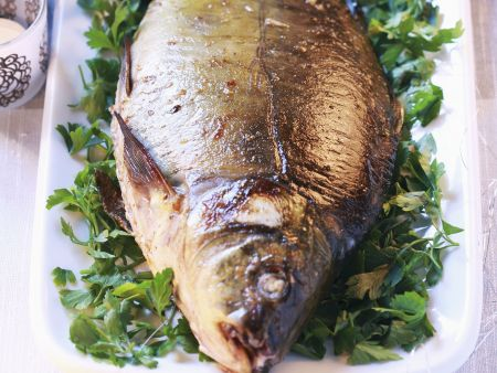 Rezepte Weihnachtsessen.Kochbuch Weihnachtsessen Mit Fisch Eat Smarter