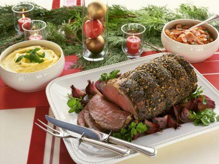 weihnachtlicher rinderbraten rezept eat smarter. Black Bedroom Furniture Sets. Home Design Ideas