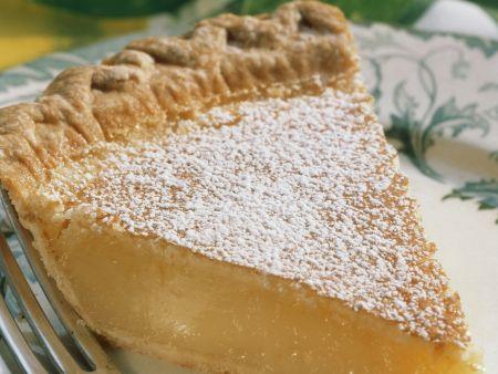 Zitronen-Pie