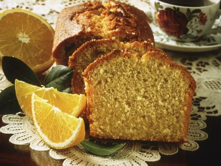 Zitronenrührkuchen