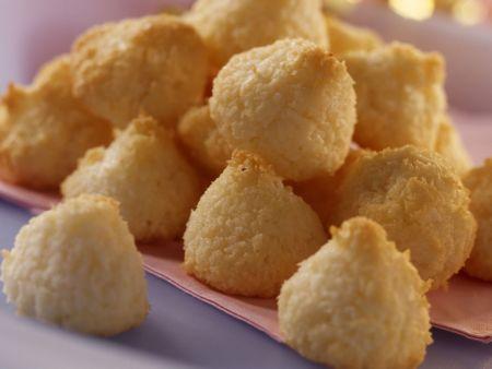 Zitrus-Kokosmakronen