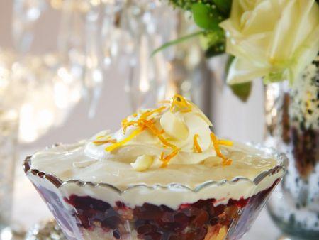 Zwetschgen-Trifle