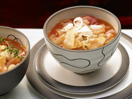 Zwiebelsuppe – smarter