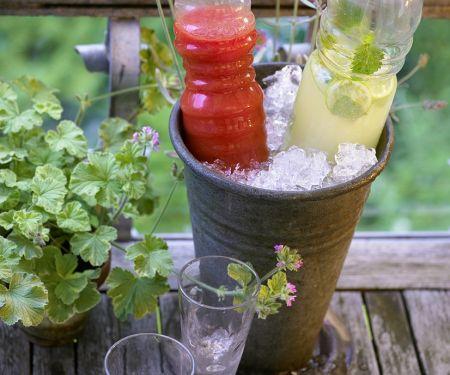 Alkoholfreie Erfrischungsgetränke