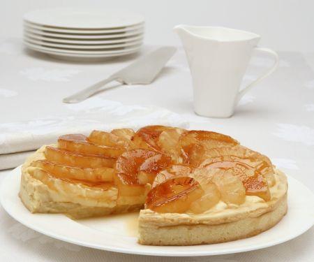Ananas-Karamell-Kuchen