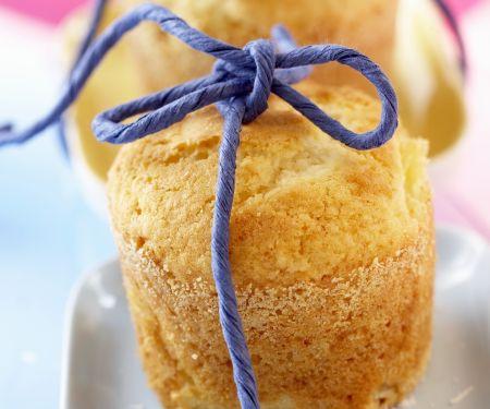 Ananas-Muffins mit Kokos