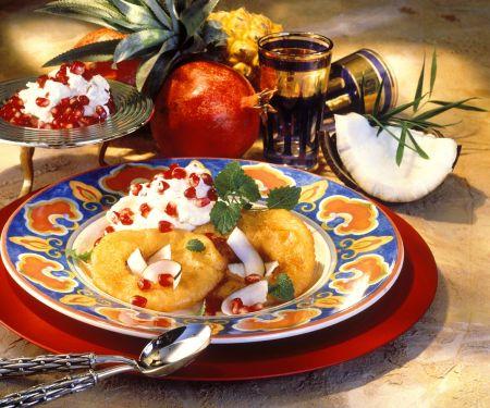 Ananasbeignets