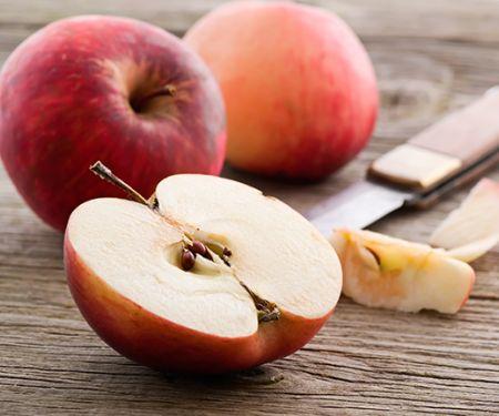 Apfel – Apfelkerne