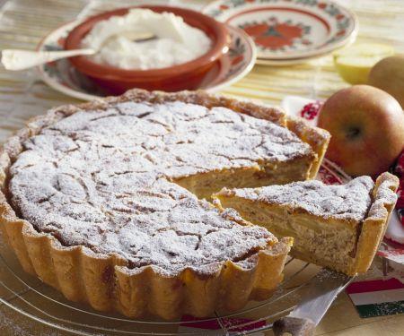 Apfel-Mandel-Kuchen nach ungarischer Art