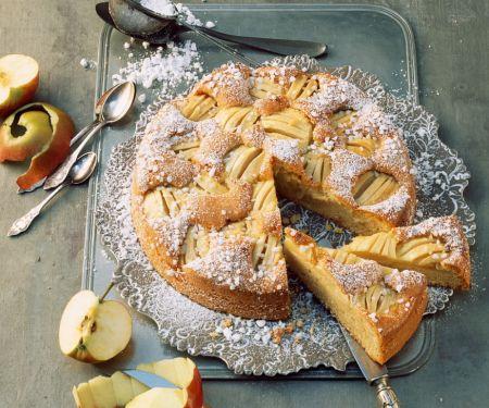 Apfel-Schlupfkuchen