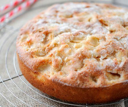 Apfel-Zucker-Kuchen
