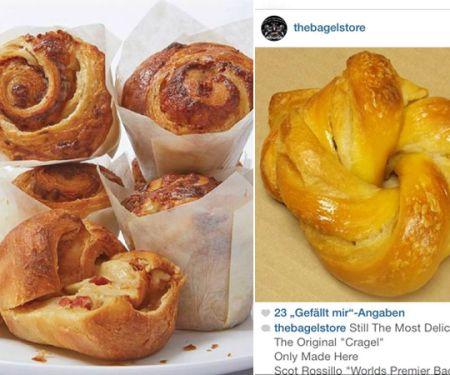 So sehen Bruffin und Cragel aus Quelle: Facebook/Instagram
