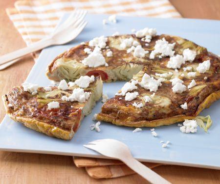 Artischocken-Tortilla