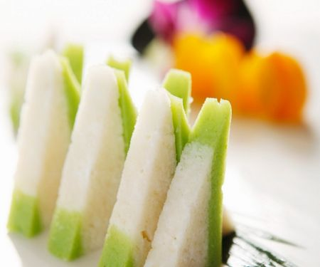 Asia-Reisschnitten