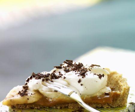 Bananen-Karamell-Tarte