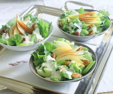 Birnen-Sellerie-Salat