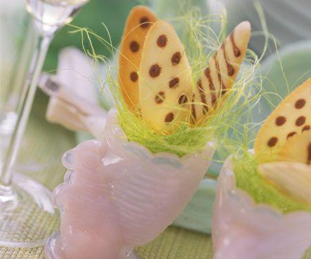 Biskuitplätzchen