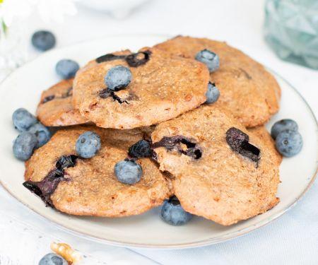 Blaubeer-Cookies