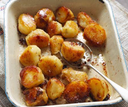Bratkartoffeln aus dem Ofen