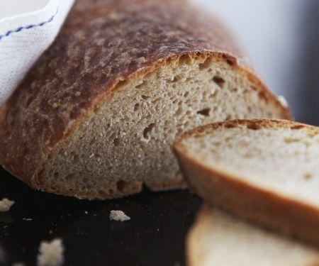Brot aus Sauerteig