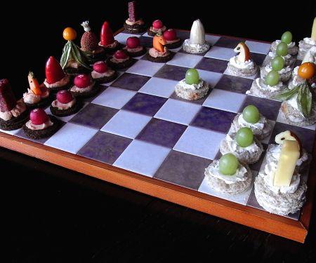 Brot-Schachspiel