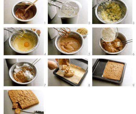 Brownies zubereiten