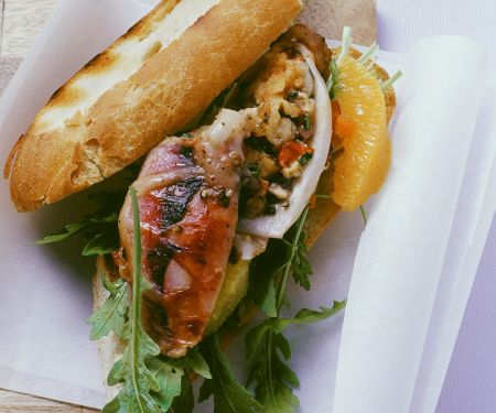 Calamari-Sandwiches