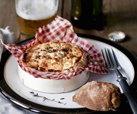 Camembert aus dem Ofen