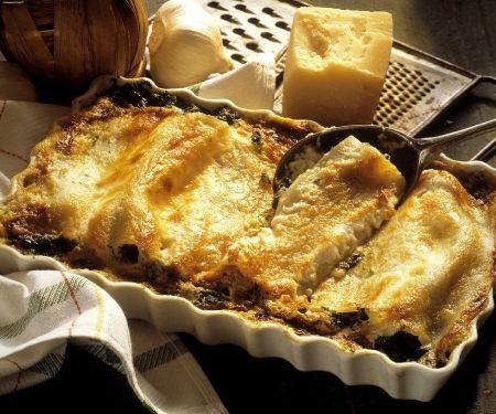 Cannelloni mit Tofufüllung