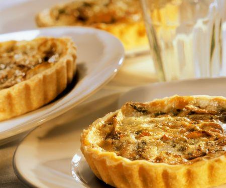 Chicoree-Roquefort-Torteletts