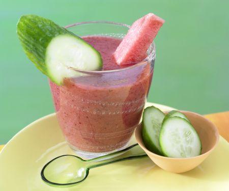 Cranberry-Melonen-Saft