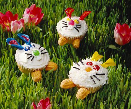 Cupcake-Häschen