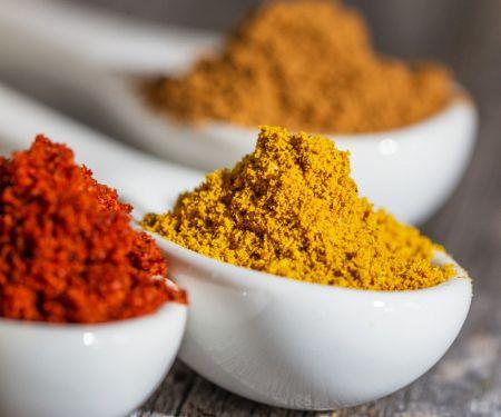 Curry mit roten Linsen