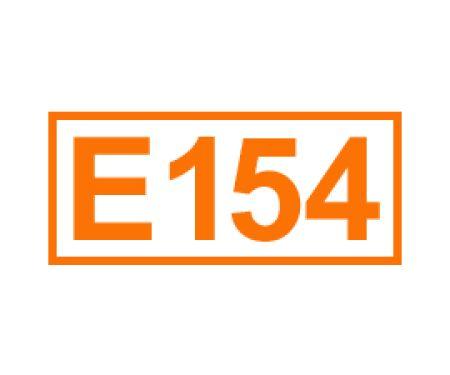 E 154 ein Farbstoff