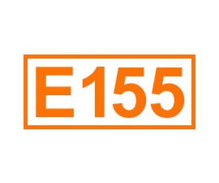 E 155 ein Farbstoff