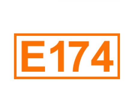 E 174 ein Farbstoff