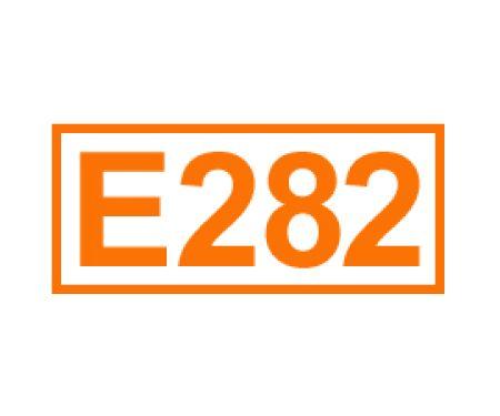 E 282 ein Konservierungsstoff