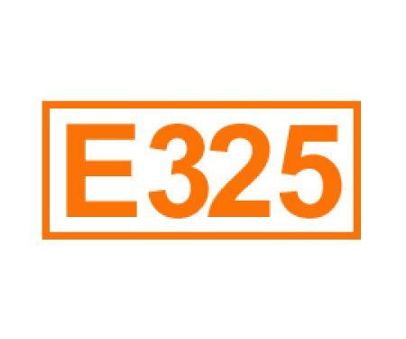E 325 ein Säureregulator