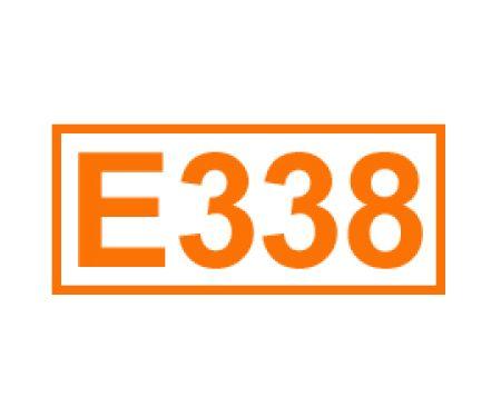 E 338 ein Komplexbildner