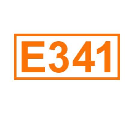 E 341 ein Backmittel