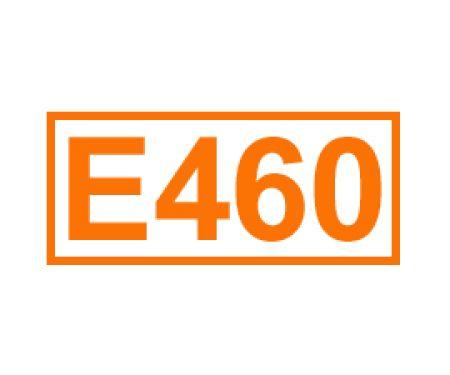E 460 ein Füllstoff